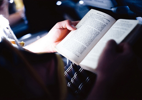 Reading-on-plane